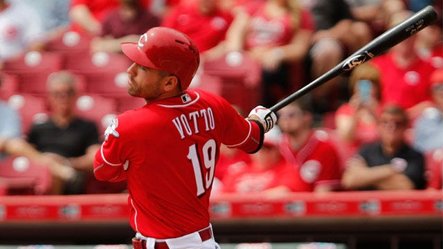 Louisville Slugger Baseball Advisory Staff Member - Joey Votto