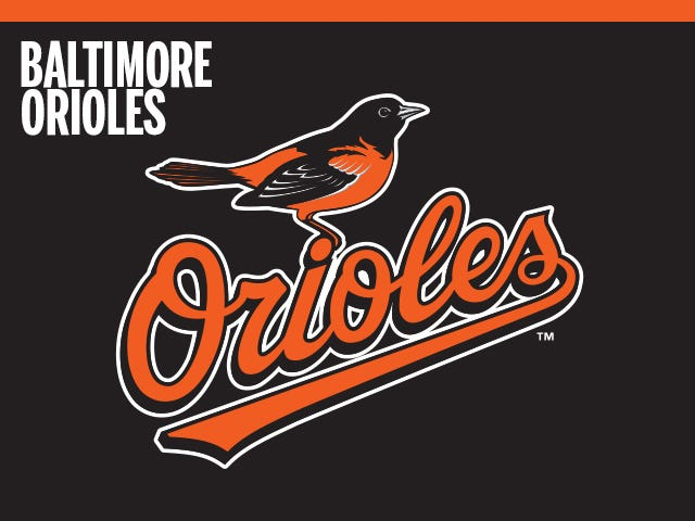 Louisville Slugger MLB Team Shop - Baltimore Orioles
