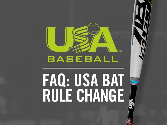 Select 718 USA Baseball Bat | USA Baseball | Louisville Slugger