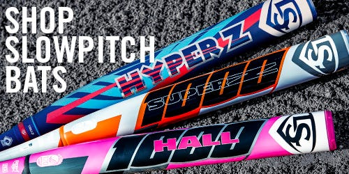 Slowpitch Softball Bats | Louisville Slugger