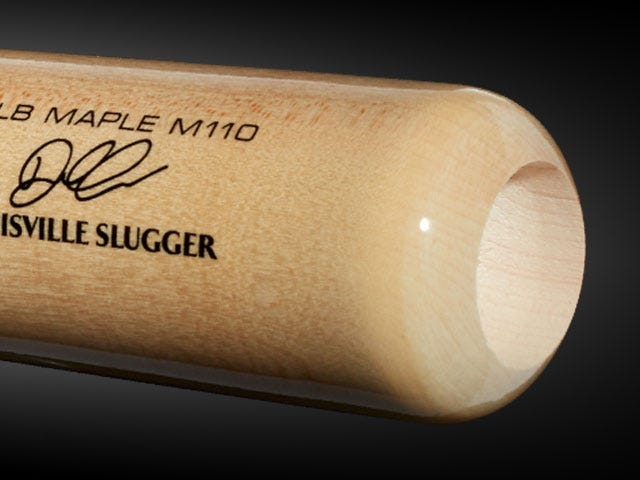 Didi Gregorius Baseball Bat Craftsman-Style Cup