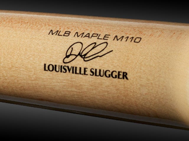 Didi Gregorius Baseball Bat End Brand