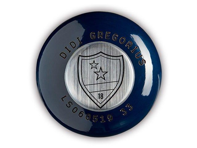 Didi Gregorius Baseball Bat Knob Medallion