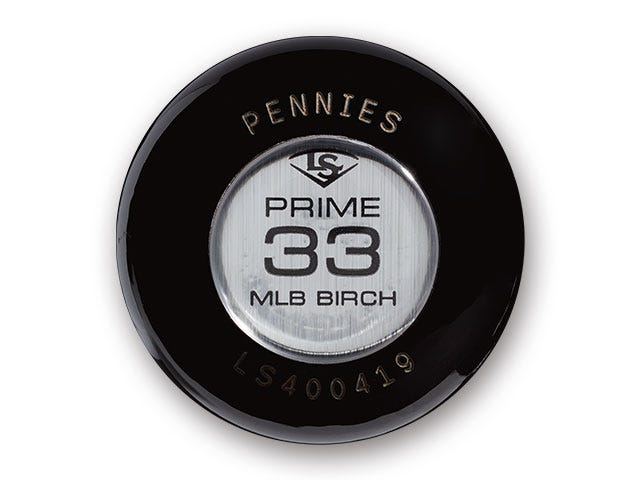 MLB Prime Birch Knob Medallion