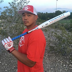 Chad Agustin - Who's Swinging Slugger