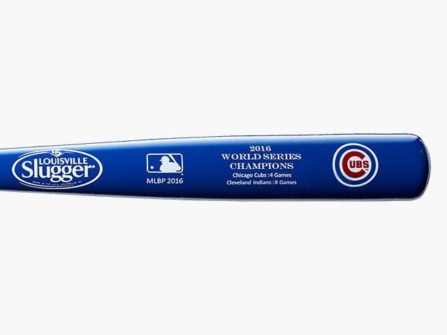 Chicago Cubs Louisville Slugger Baseball Bat