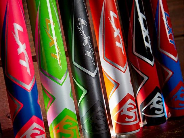 Custom LXT Fastpitch Softball Bats