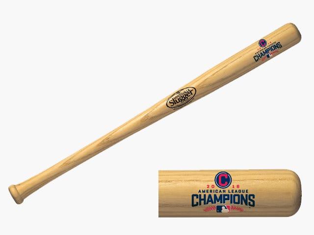 Cleveland Indians Louisville Slugger ALCS Mini Baseball Bat
