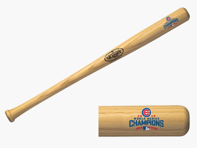 Chicago Cubs Louisville Slugger Mini Bat
