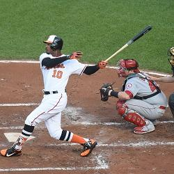Adam Jones - Who's Swinging Slugger