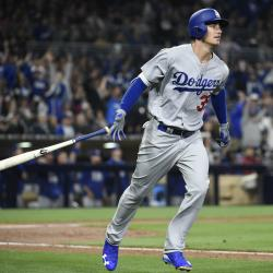 Cody Bellinger - Who's Swinging Slugger