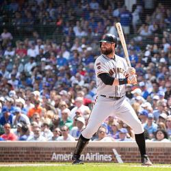 Brandon Belt - Who's Swinging Slugger