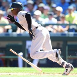 Didi Gregorious - Who's Swinging Slugger