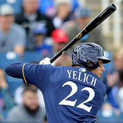 Christian Yelich Who S Swinging Slugger