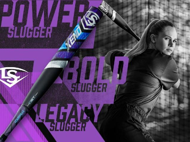 Louisville-Slugger-Xeno-Fastpitch-Softball-Bat
