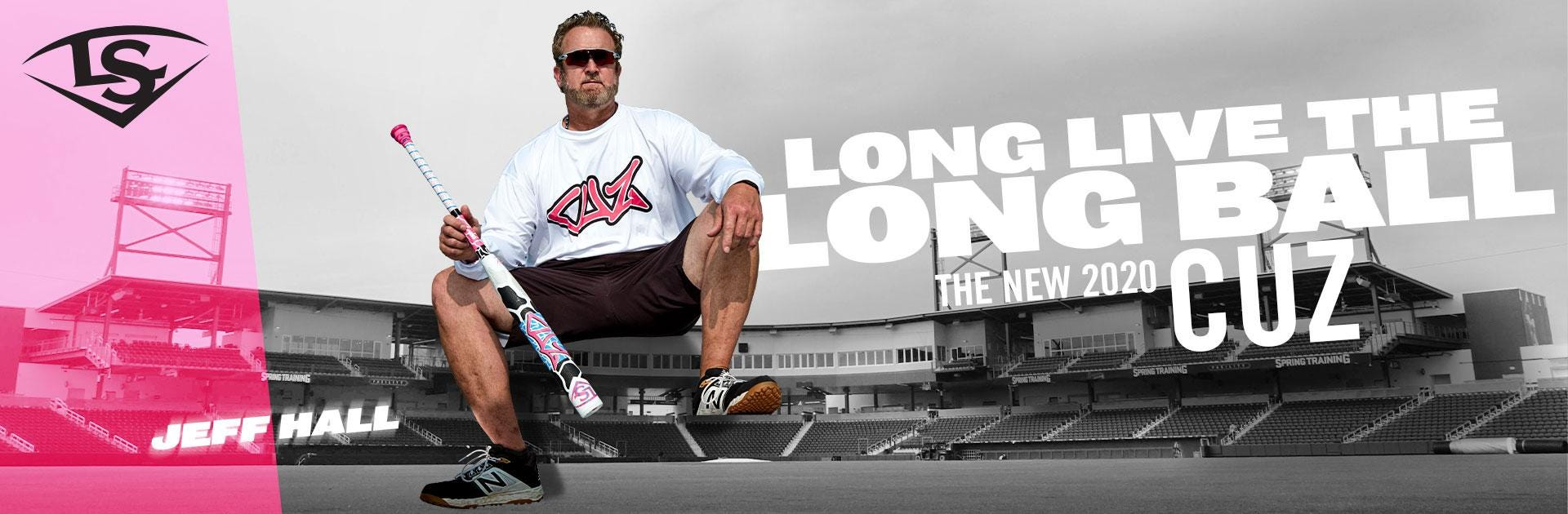 Long Live the Long Ball. The new 2020 CUZ Slowpitch softball bat.