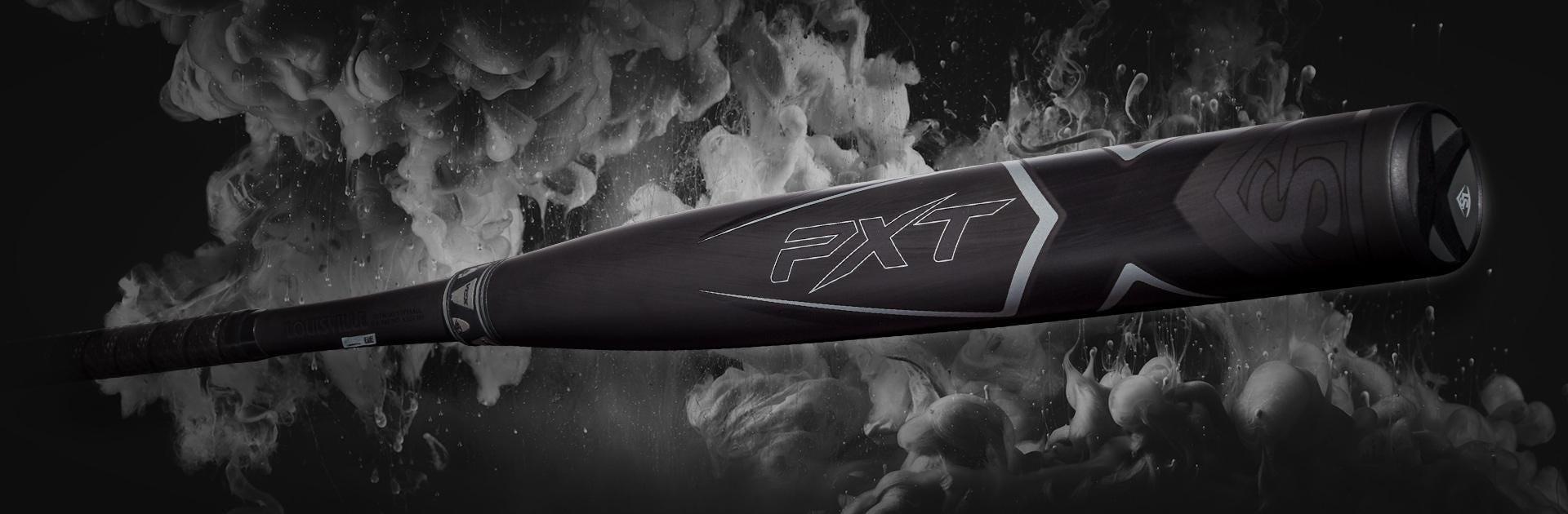 Slugger PXT SHadows Limited Edition Bat