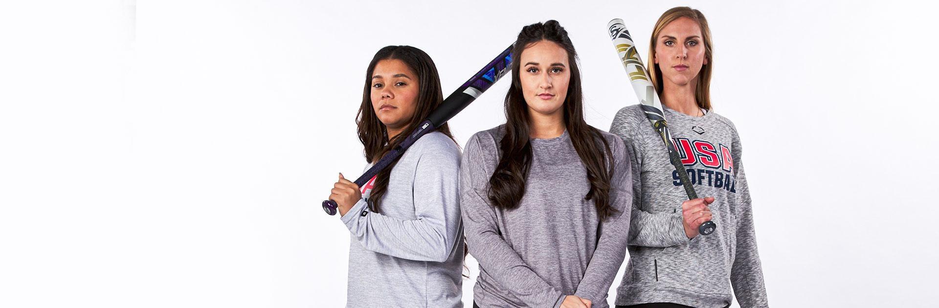 Olympic USA Softball Team Members