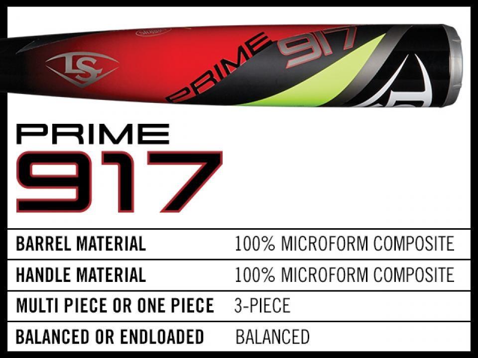 Prime 917 Spec Chart