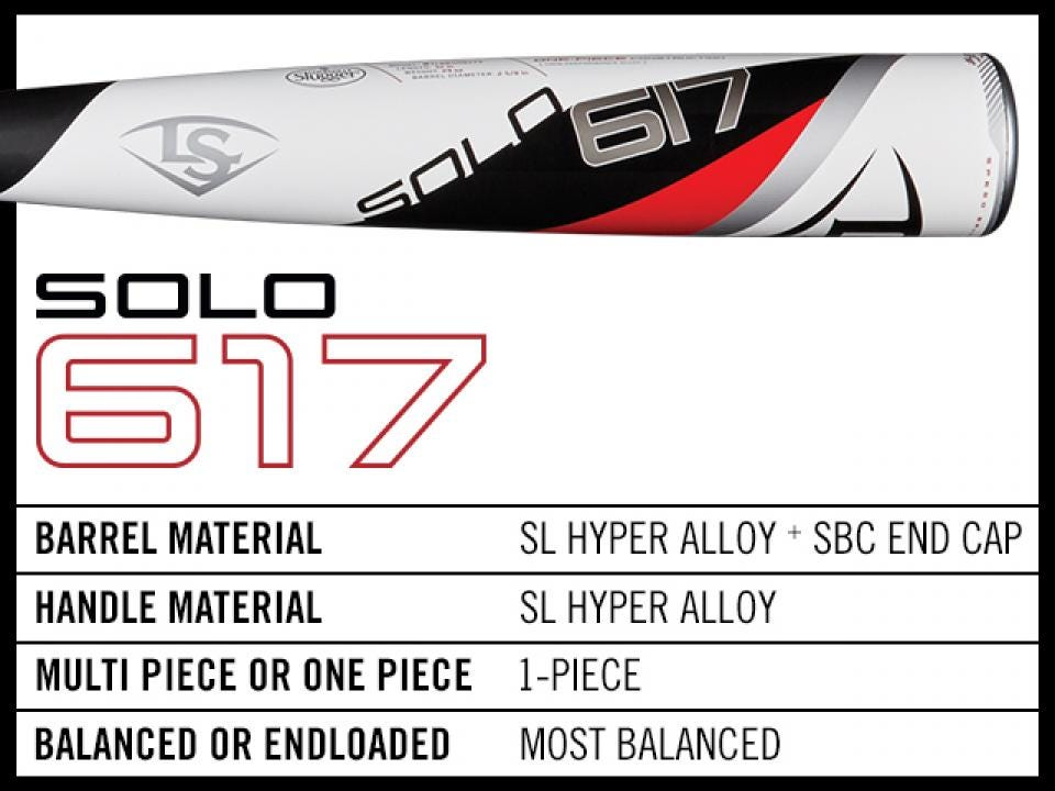 Solo 617 Specification Chart
