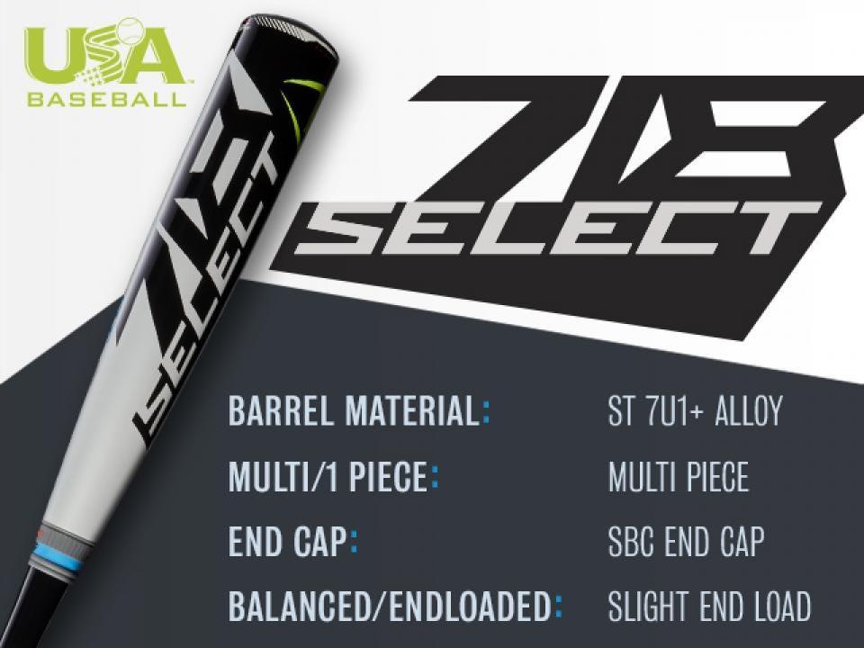 Select 718 USA Baseball Bat | Louisville Slugger