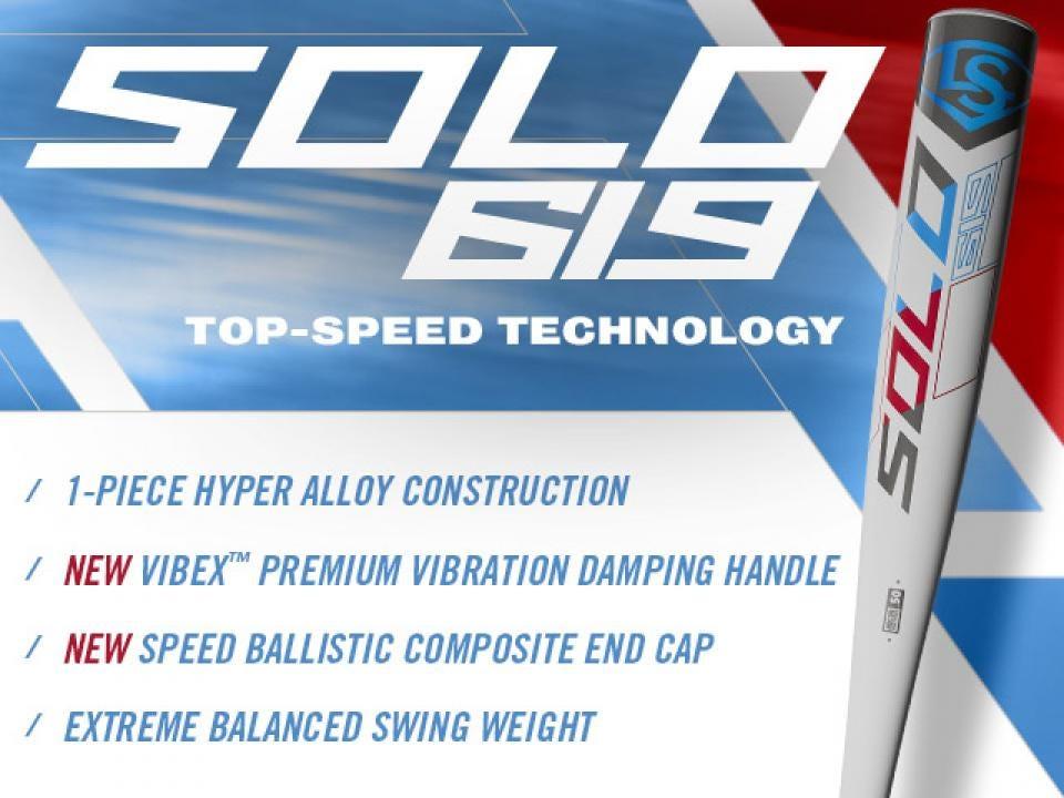 Solo 619 Baseball Bat | Louisville Slugger