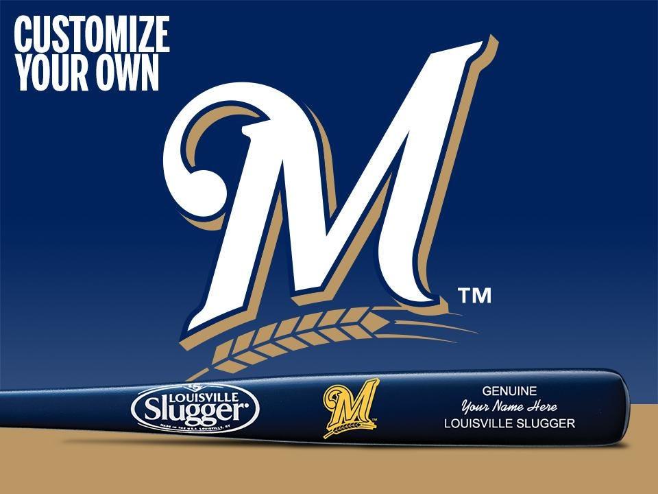 39408d0687c6a8 Milwaukee Brewers | Louisville Slugger