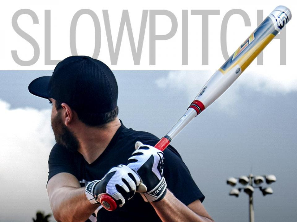 How to Choose a Slowpitch Bat