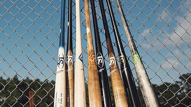 Louisville Slugger MLB Prime Wood Bat