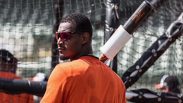 Behind the Scenes with Adam Jones | Louisville Slugger Bat Week