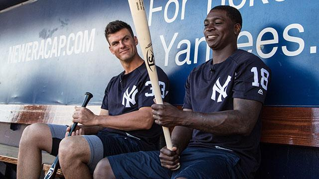 What Didi Gregorius and Greg Bird Look for in a Bat | Louisville Slugger Bat Week