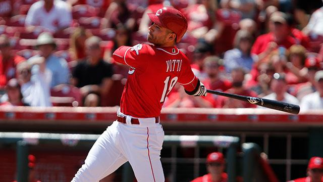 Joey Votto | Louisville Slugger Bat Week
